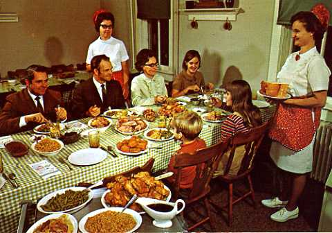 The Family Restaurant Trade Restaurant Ing Through History