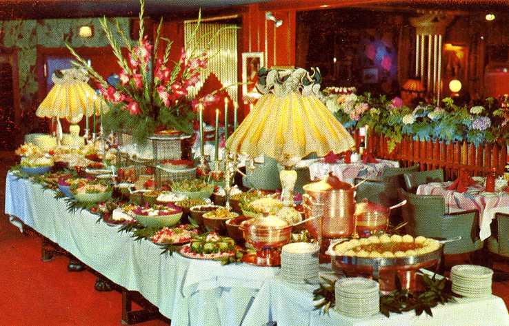 buffettable203 - Buffet Retro Cuisine