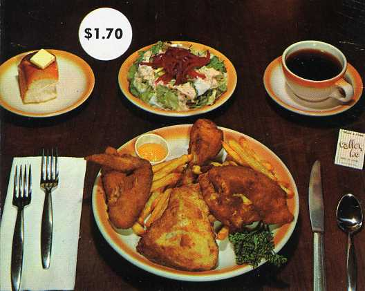 Prices | Restaurant-ing through history