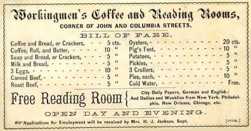 Prices Restaurant Ing Through History