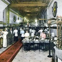 Taste of a decade: restaurants, 1900-1910