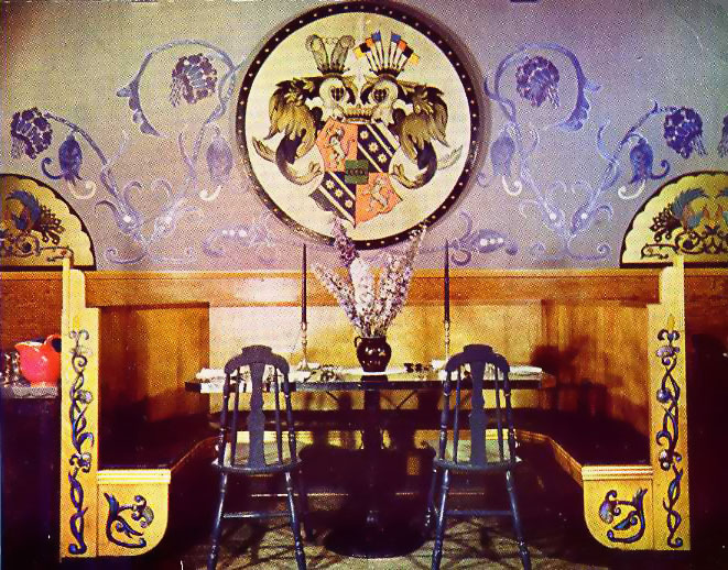 Theme restaurants russian restaurant ing through history for Art of russian cuisine
