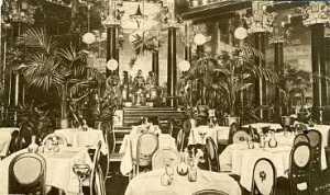 Auction Rooms Restaurant Melbourne