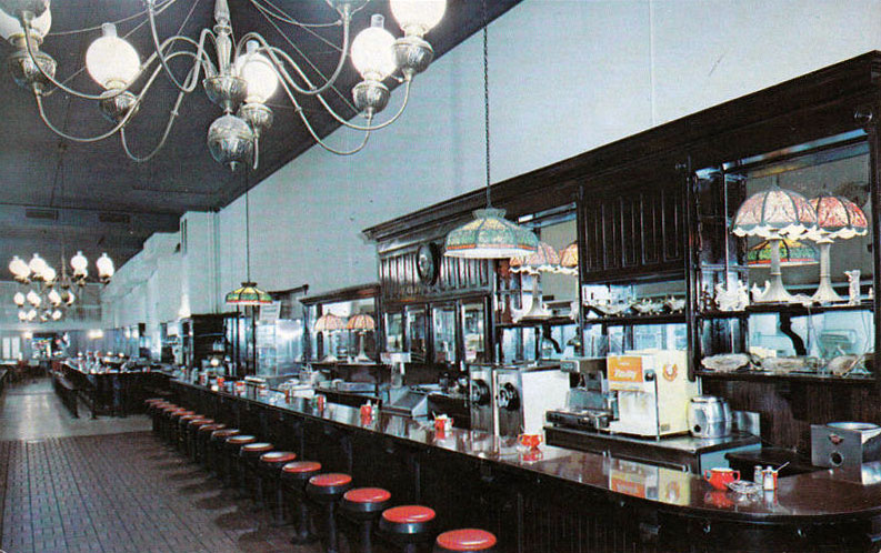 Lunch Rooms Restaurant Ing Through History