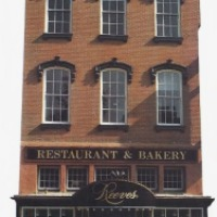 Famous in its day: Reeves Bakery, Restaurant, Coffee Shop