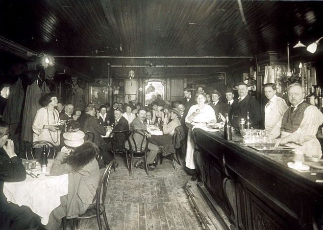 Greenwich Village Restaurant Ing Through History
