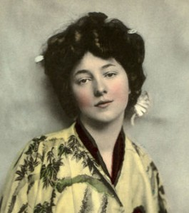 Celebrity restaurants: Evelyn Nesbit's tea room