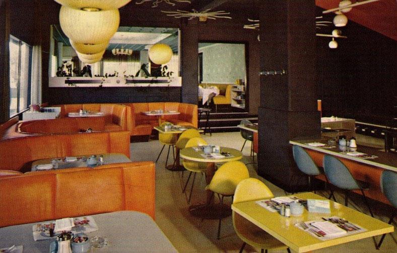Fast food restaurant ing through history