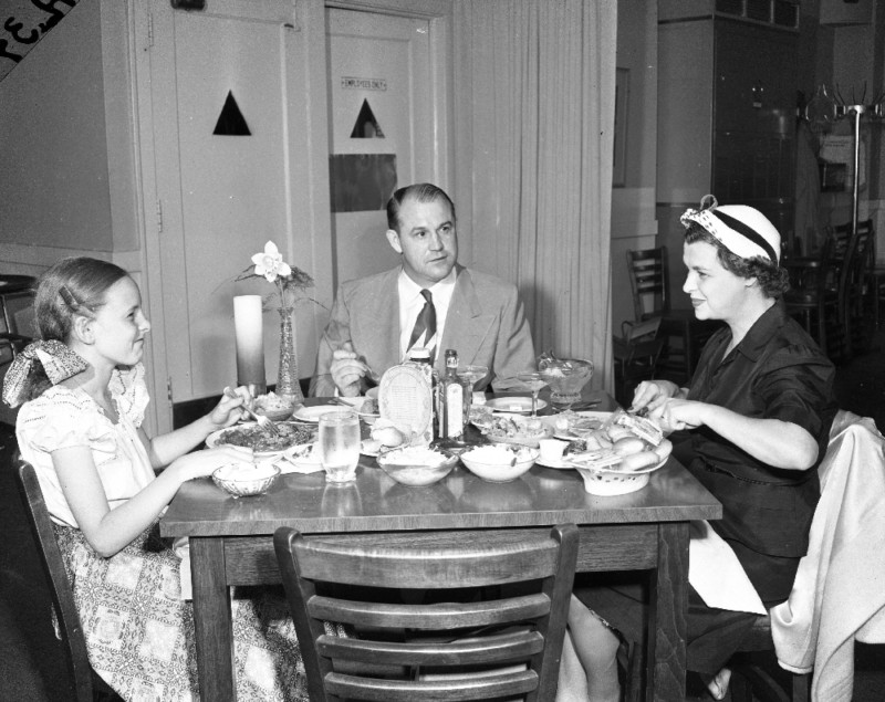 By The 20th Century It Was Fashionable To Eat Sunday Dinner