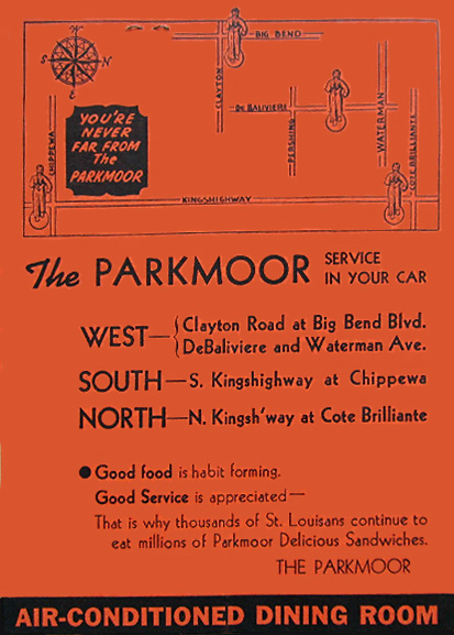 Parkmoor chicken recipe