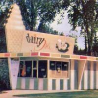 Ice cream parlors