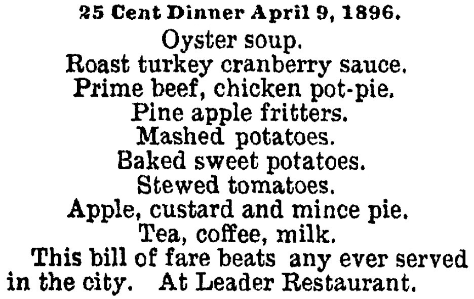 Turkey on the menu restaurant ing through history but sciox Images