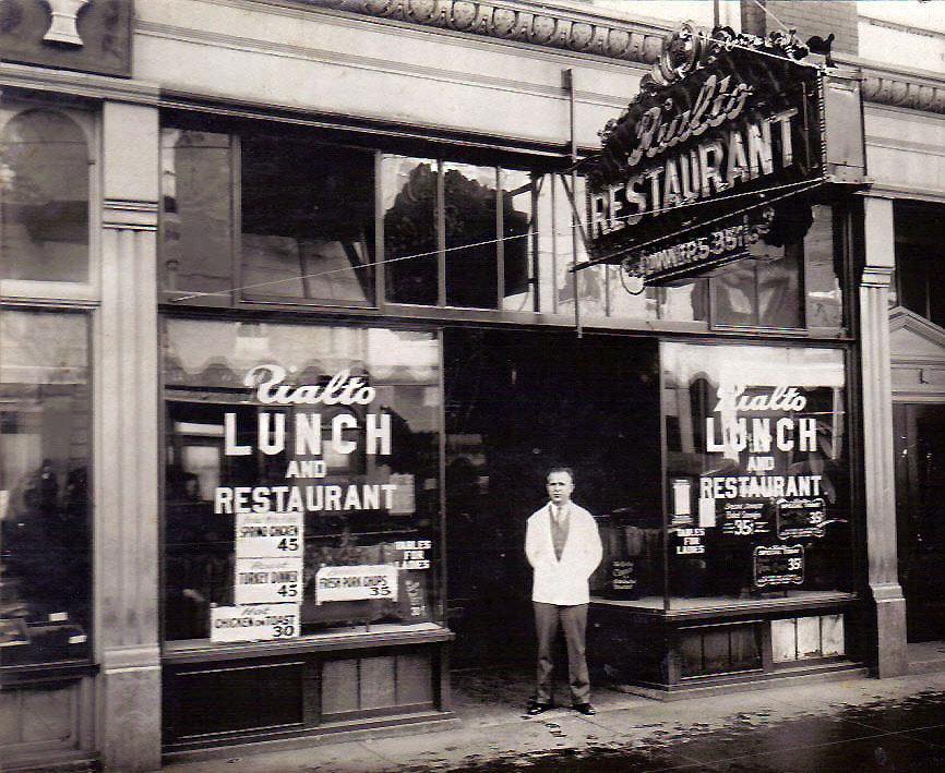 Greek American Restaurants Restaurant Ing Through History