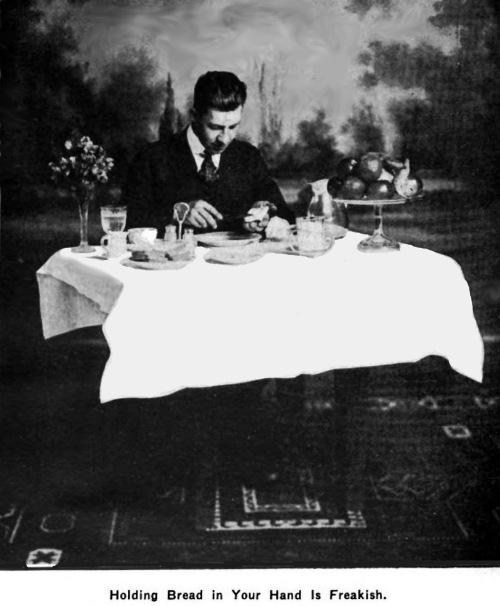EtiquetteDon'tEatLikeaBoob1917