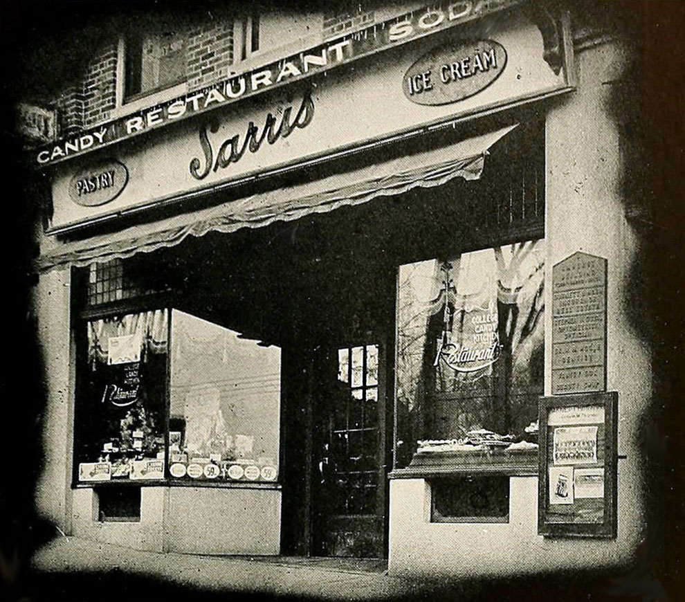 Image result for 1920 confectionery shop