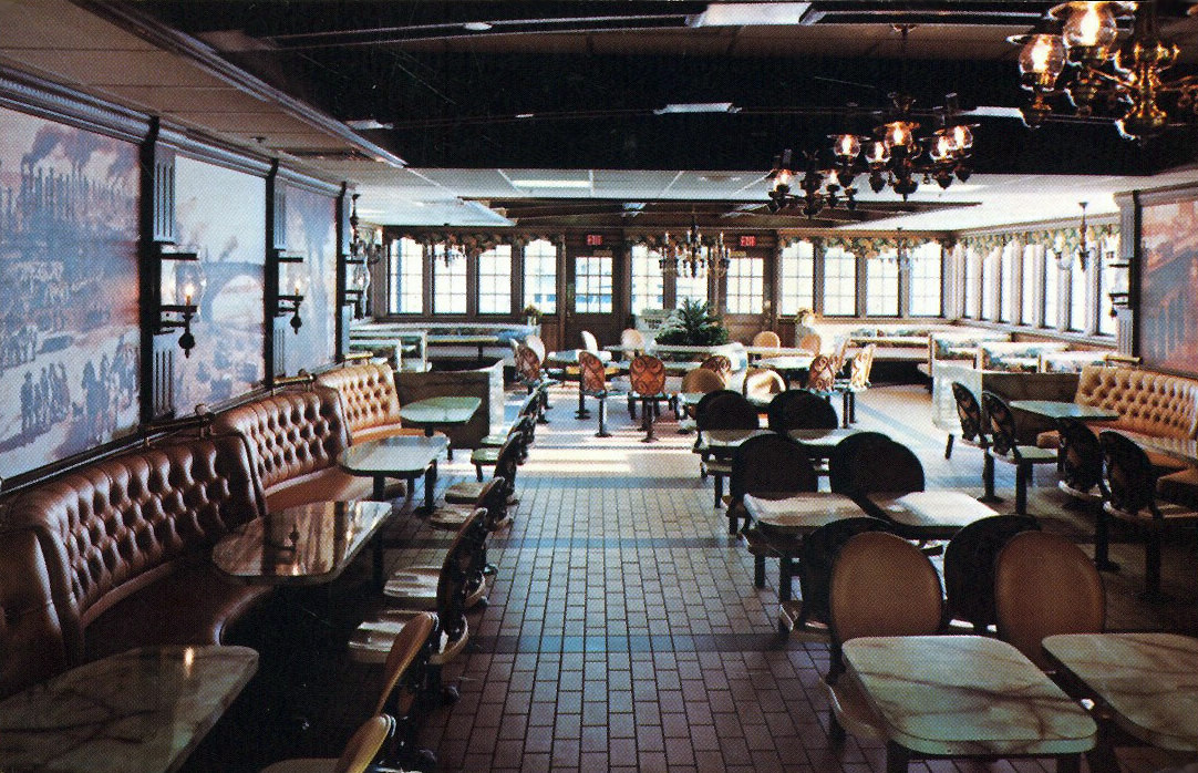 Theme Restaurants Restaurant Ing Through History