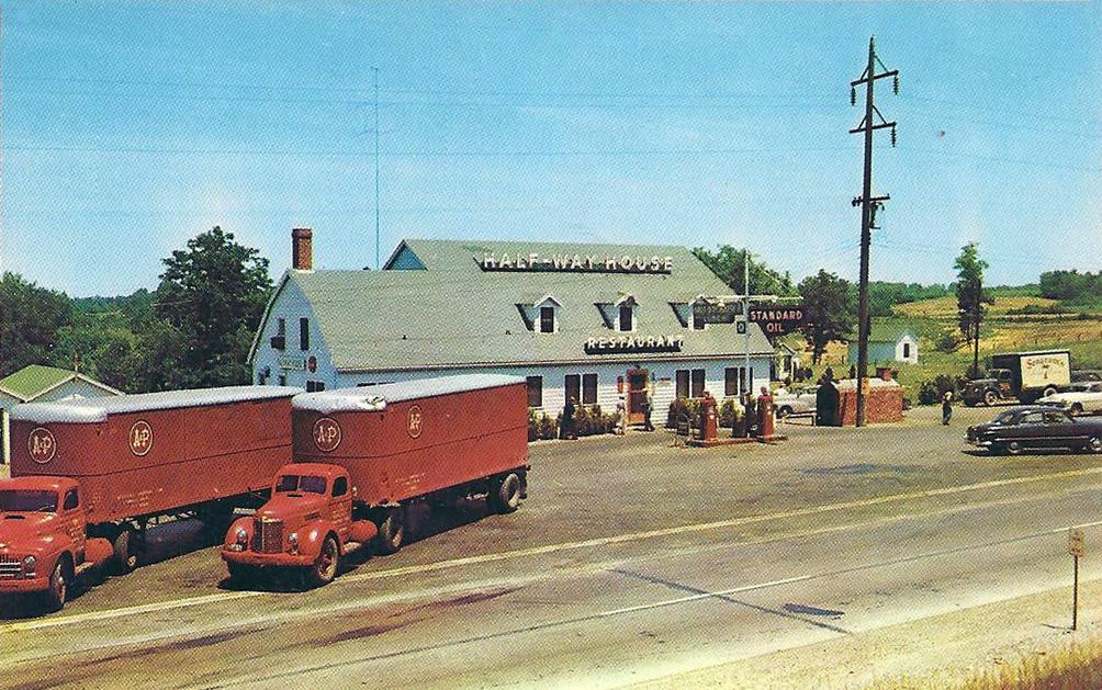 Truck Stop Restaurants Ohio