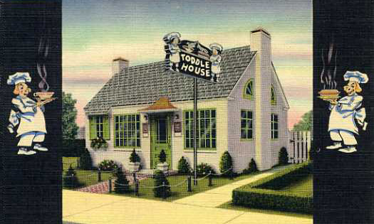 Toddle House Restaurant Ing Through History