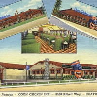 Famous in its day, now infamous: Coon Chicken Inn