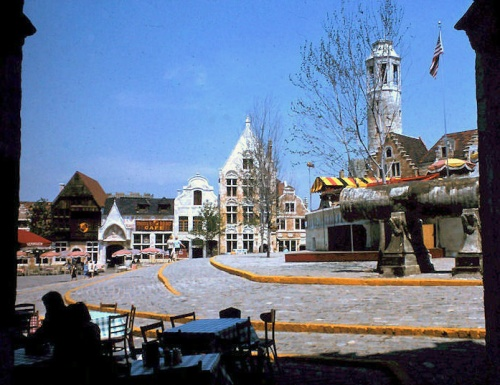 1965World'sFairBelgianVillage
