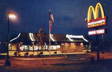 The Browning Of Mcdonald S Restaurant Ing Through History