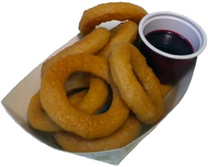 windowfoodfakeonionrings
