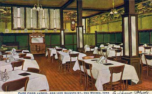 Early Vegetarian Restaurants Restaurant Ing Through History