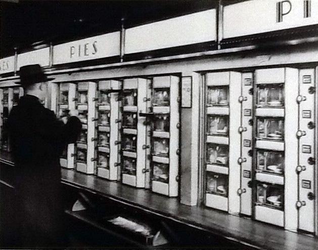 Automat Restaurant London Menu