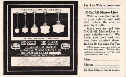 lightingX-Cel