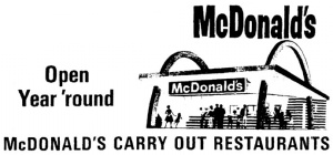 takeout1962McDonald's