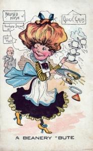 waitress1908BeaneryBute