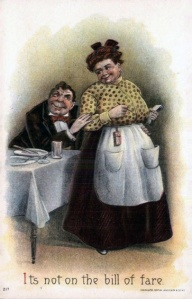 waitress&Lecher