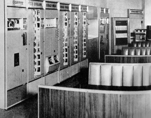 automatedSchrafft'sEssovendingnearBaltimore1963