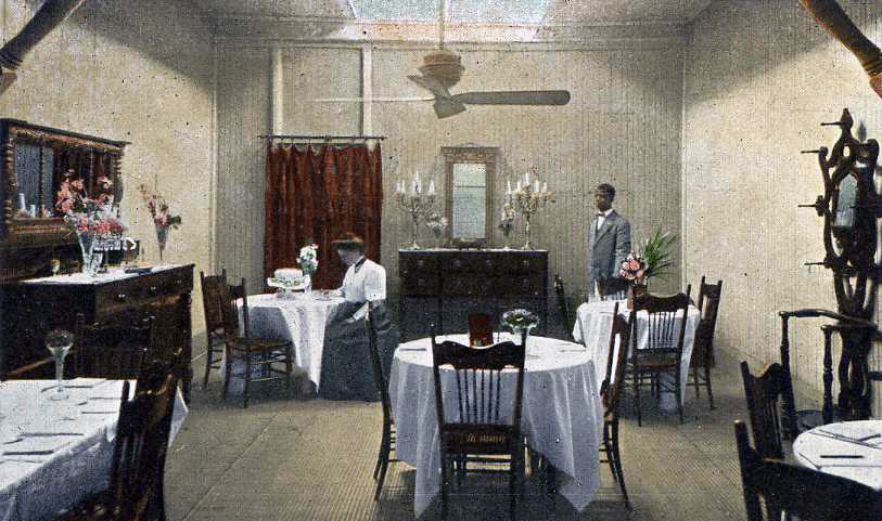 19th Century Restaurants