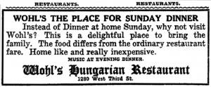 SundaydinnerclevelandJan61912