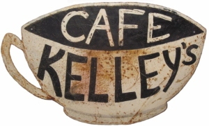 coffeeSignkelly'scafe
