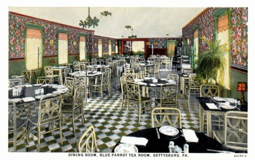 1920s Restaurant Ing Through History