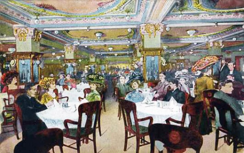 dinnerdresses1912