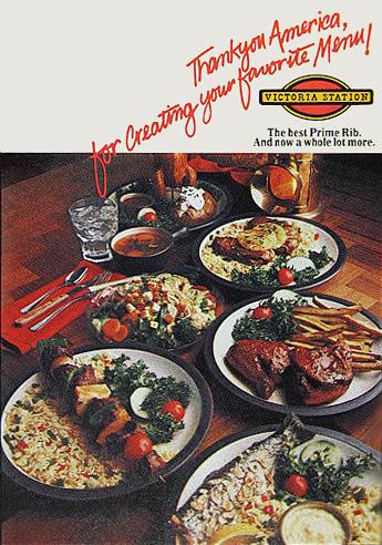 Taste of a decade: 1980s restaurants | Restaurant-ing