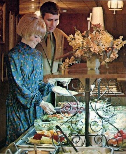 1970s   Restaurant-ing through history