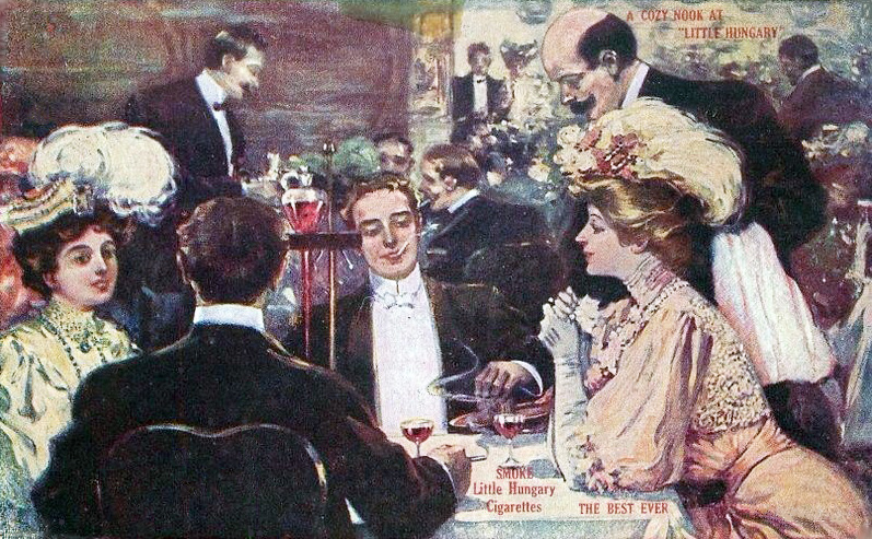 No Smoking Restaurant Ing Through History