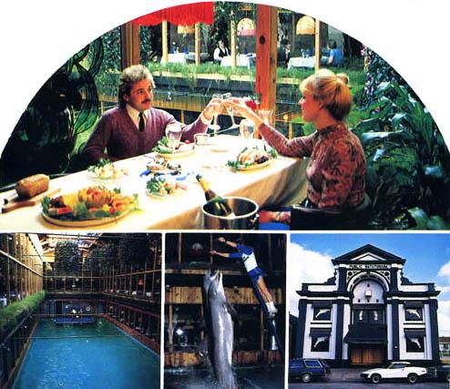 Famous In Its Day The Public Natatorium Restaurant Ing