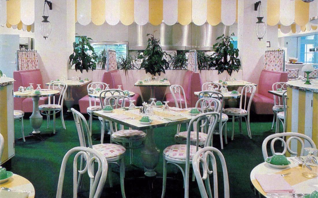 Restaurant Design And Decoration Restaurant Ing Through History