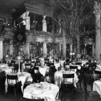 Restaurant design and decoration