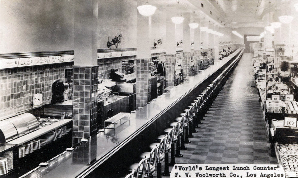 chain restaurants | Restaurant-ing through history