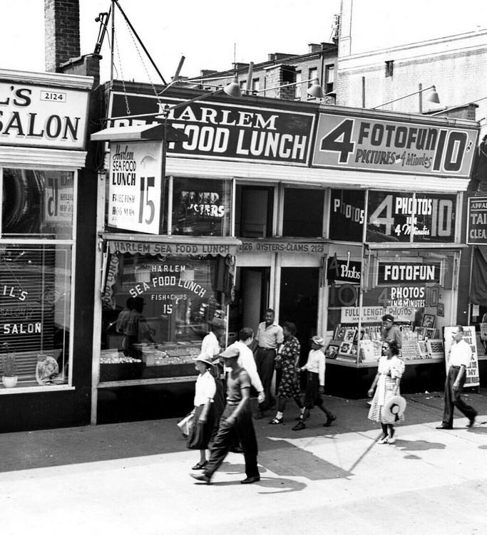 Harlem restaurants | Restaurant-ing through history