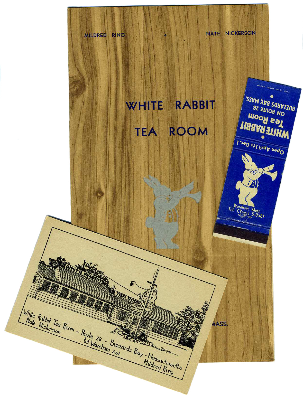 1940s   Restaurant-ing through history